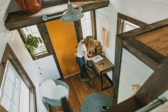 Inside tiny house Artikelbild